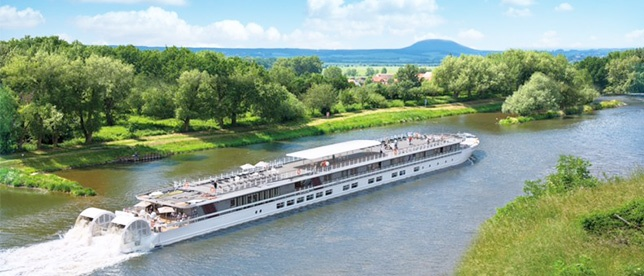 Elbe River Cruising